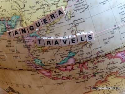 Tanguera Travels globe