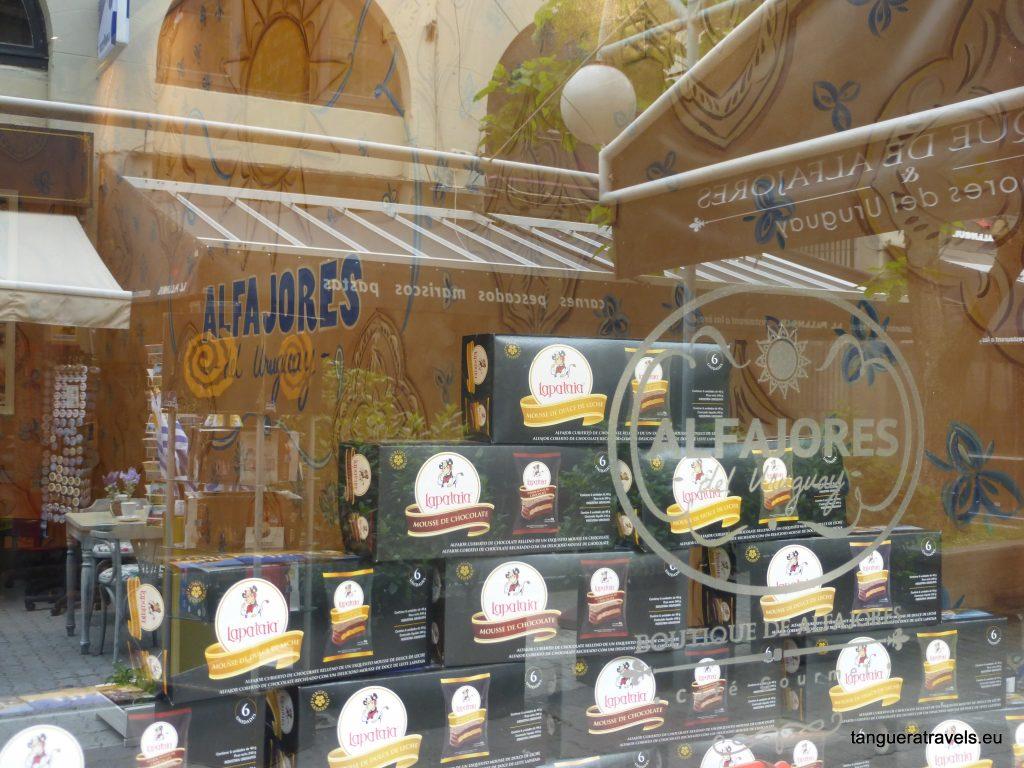 Alfajores shop