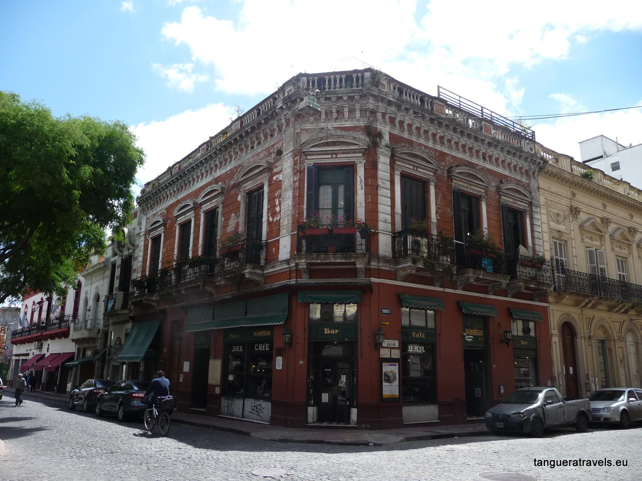 Cafe Dorrego, Buenos Aires