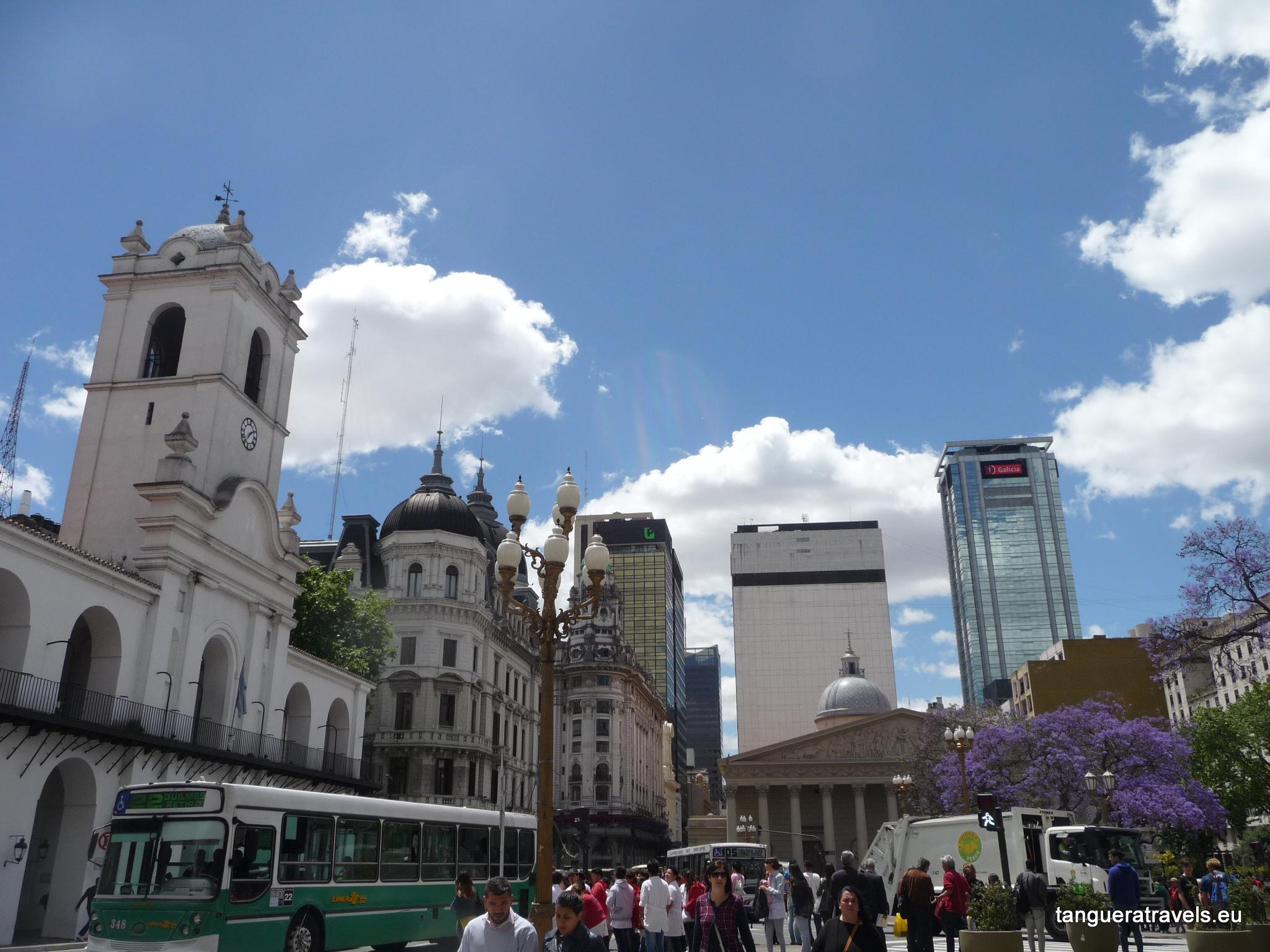 city centre, Buenos Aires