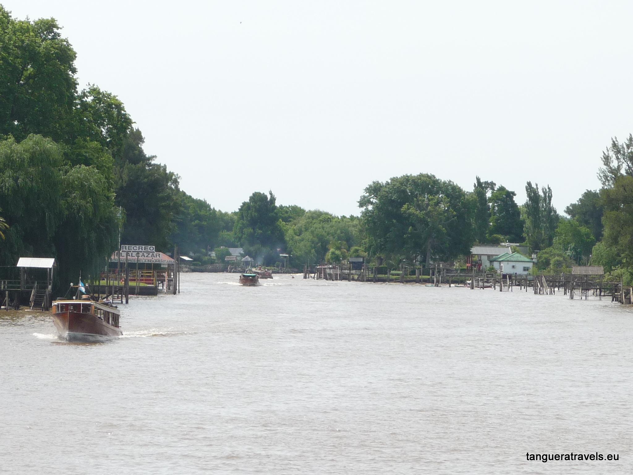 Parana River, Tigre
