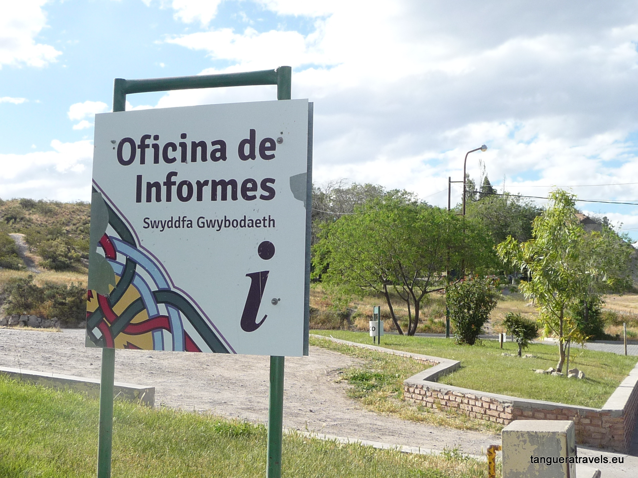 tourist office in Gaiman