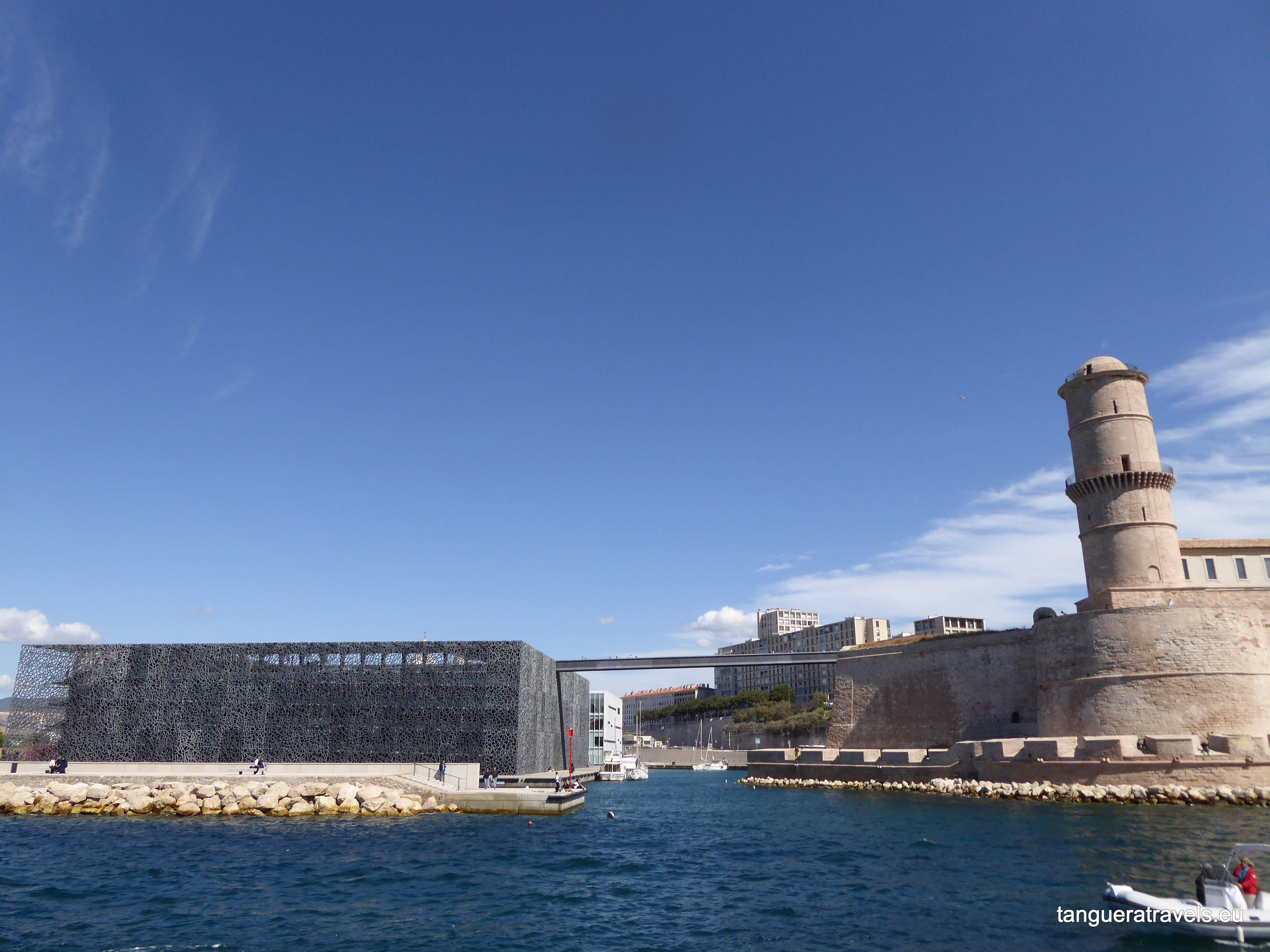 Museum of Civilisations of Europe and the Mediterranean - MUCEM, Marseille