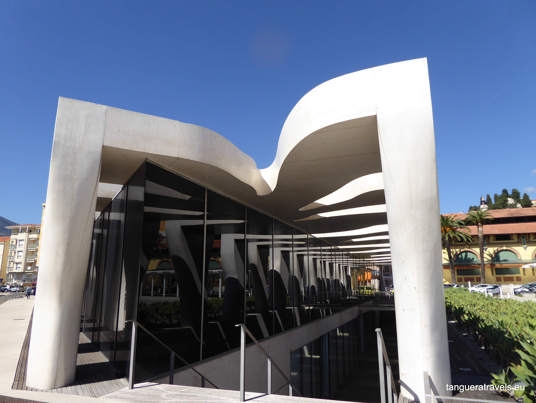 Jean Cocteau museum, Menton