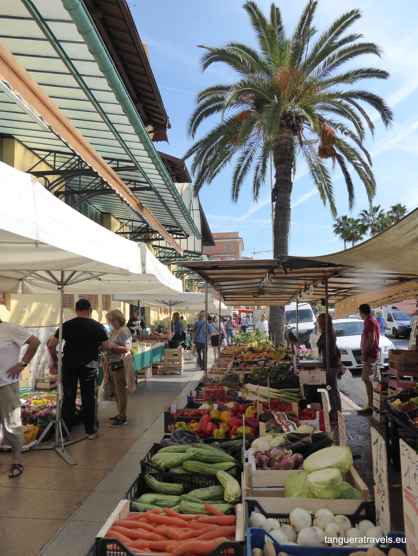 Menton Market