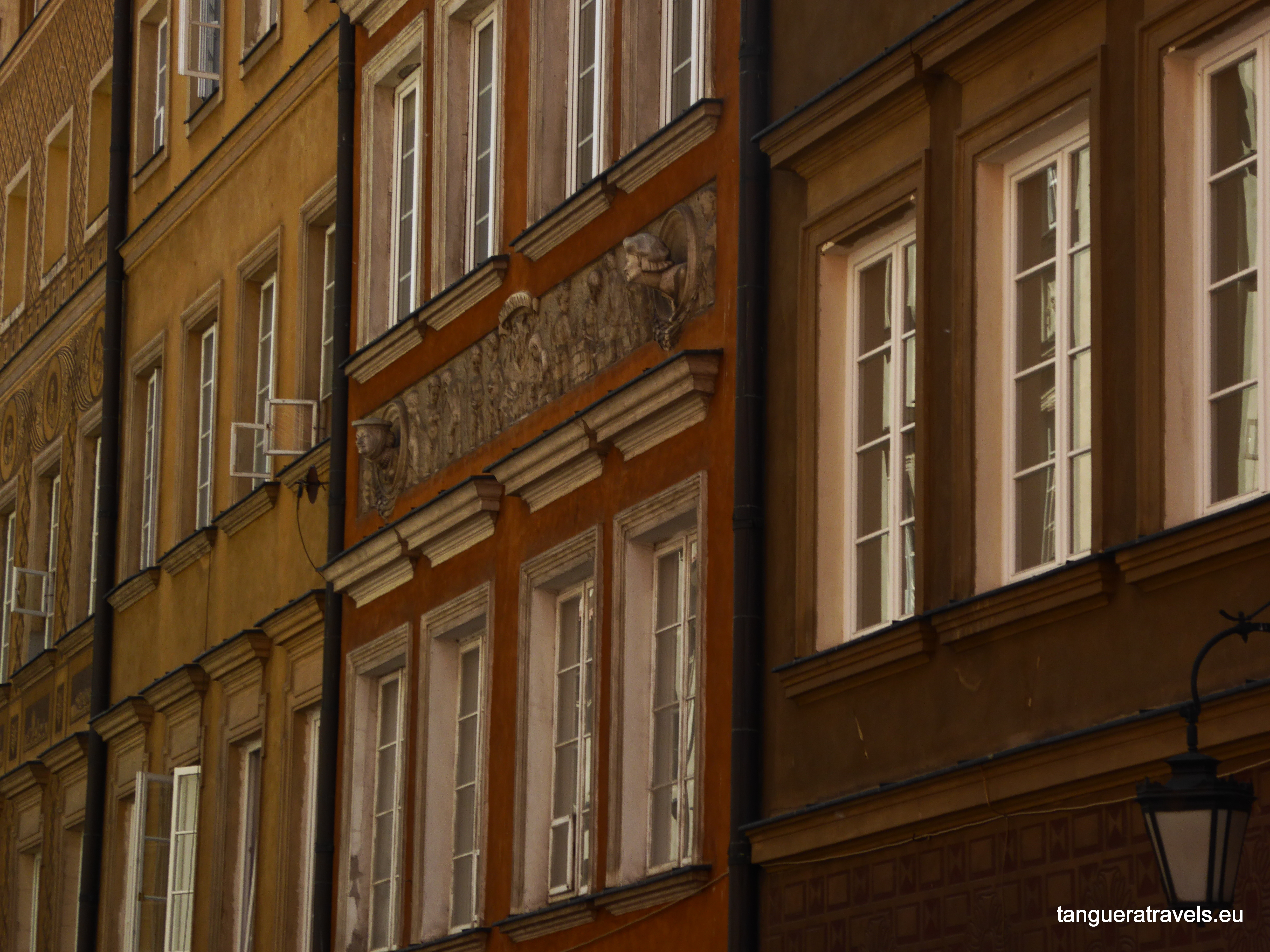 Warsaw, Old Town