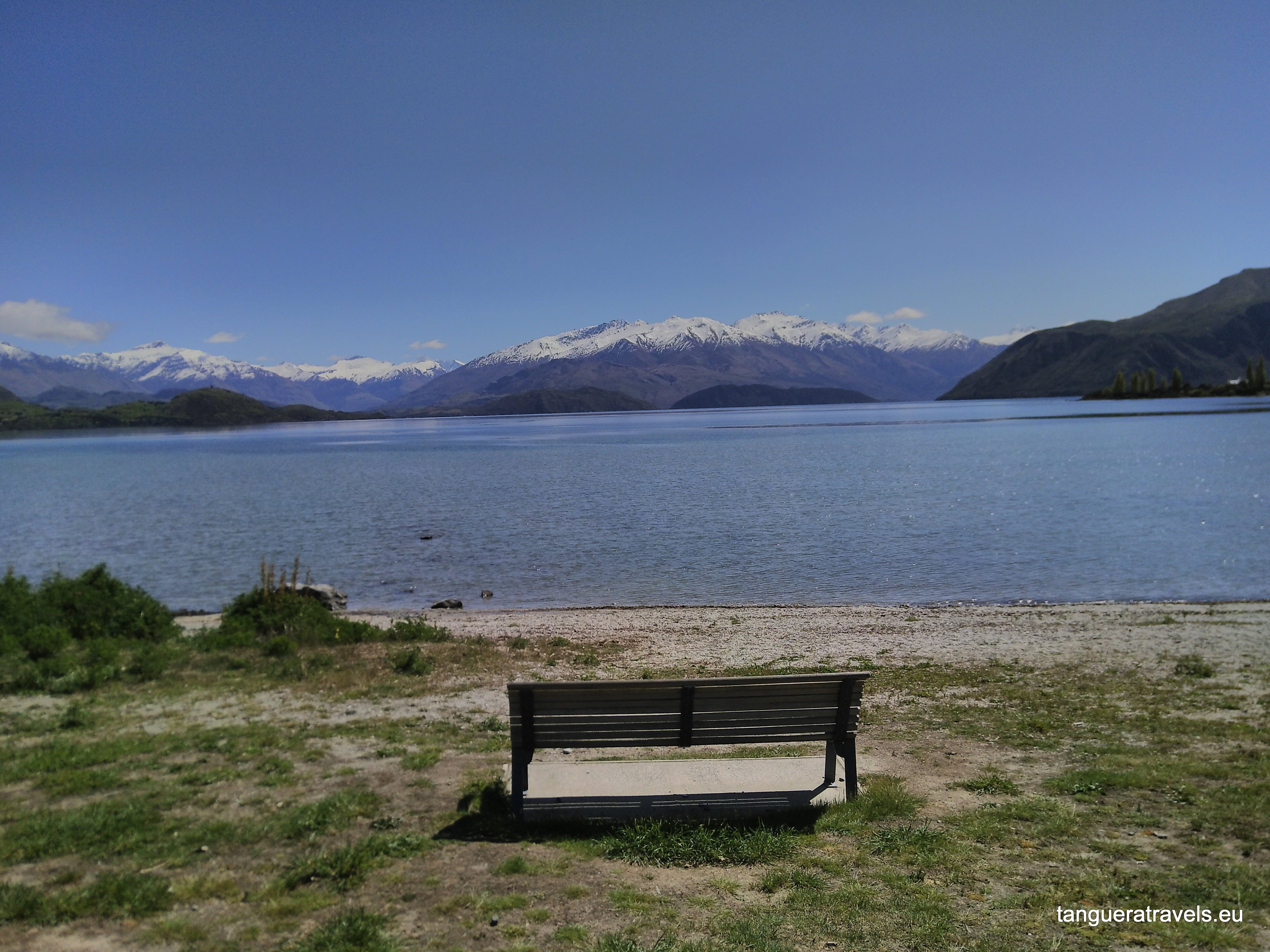 Bremner Bay via Eely point, Wanaka